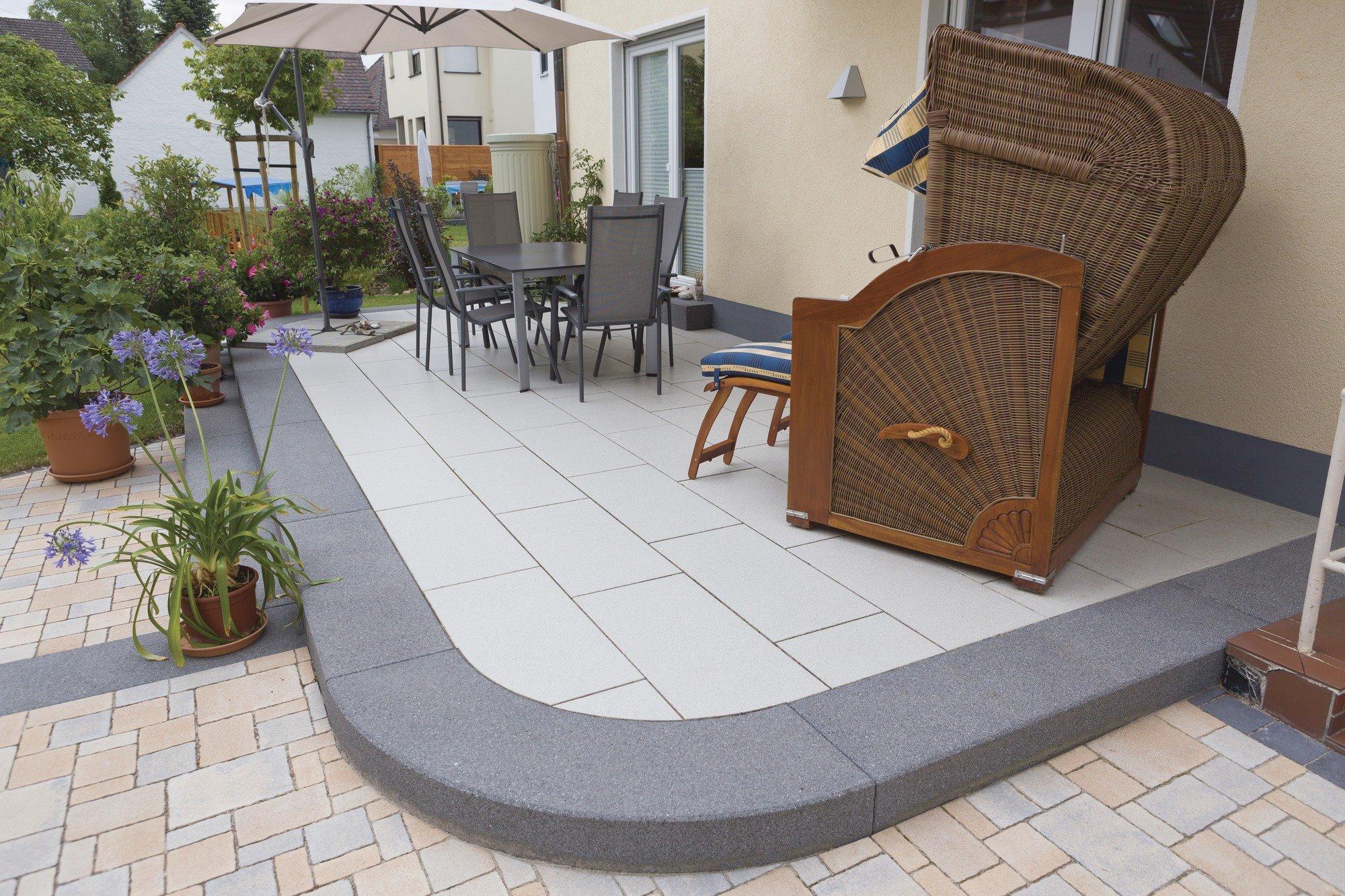 Rinn Terrassenplatten Reinigen Preshcool
